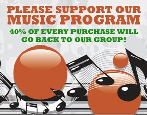 Shop Online - Support the MC Jaguar Band